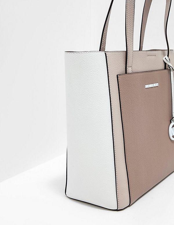 Michael Kors Annete Pocket Tote Bag