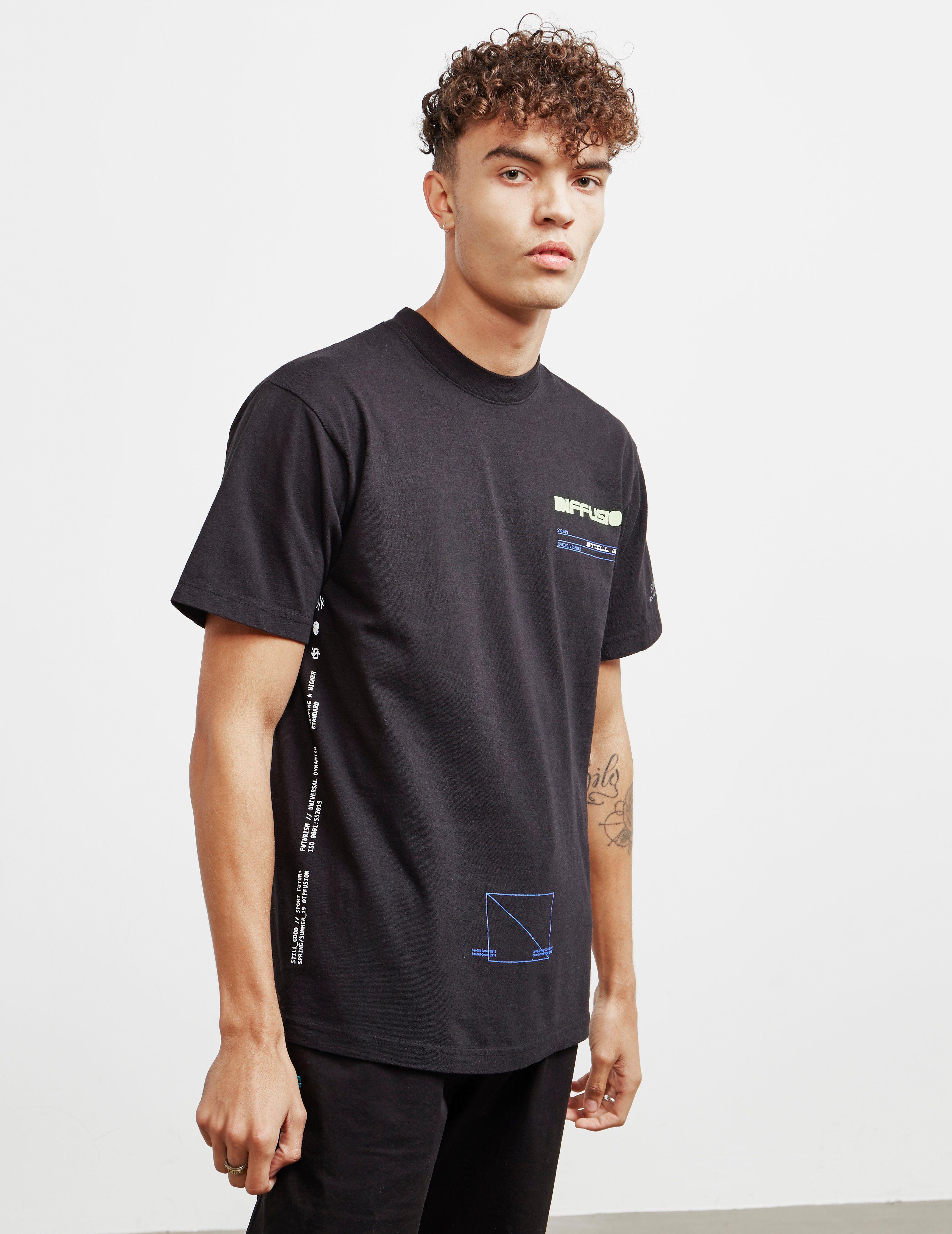 Still Good Diffision Short Sleeve T-Shirt