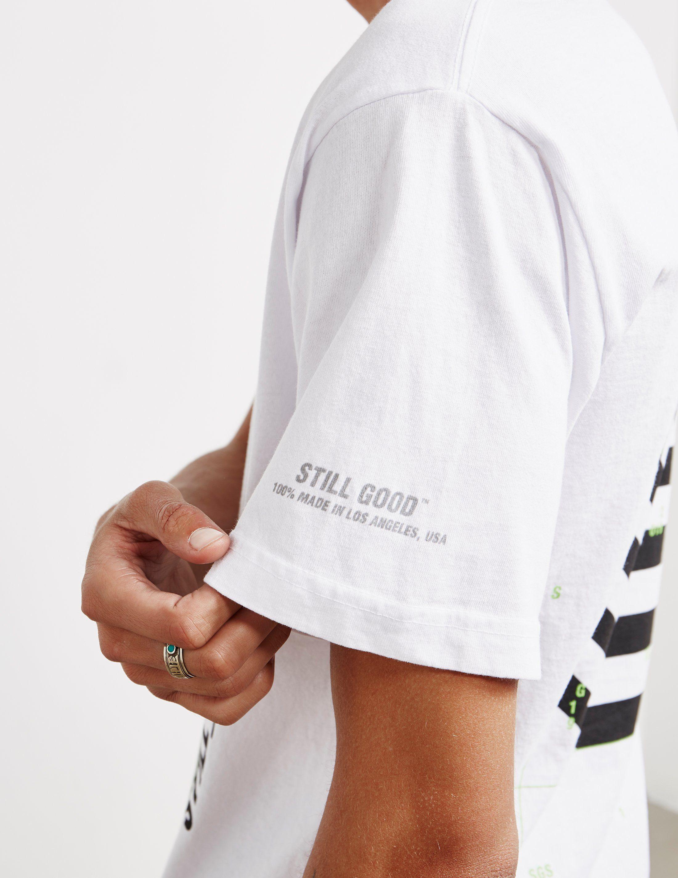 Still Good Chest Logo Short Sleeve T-Shirt