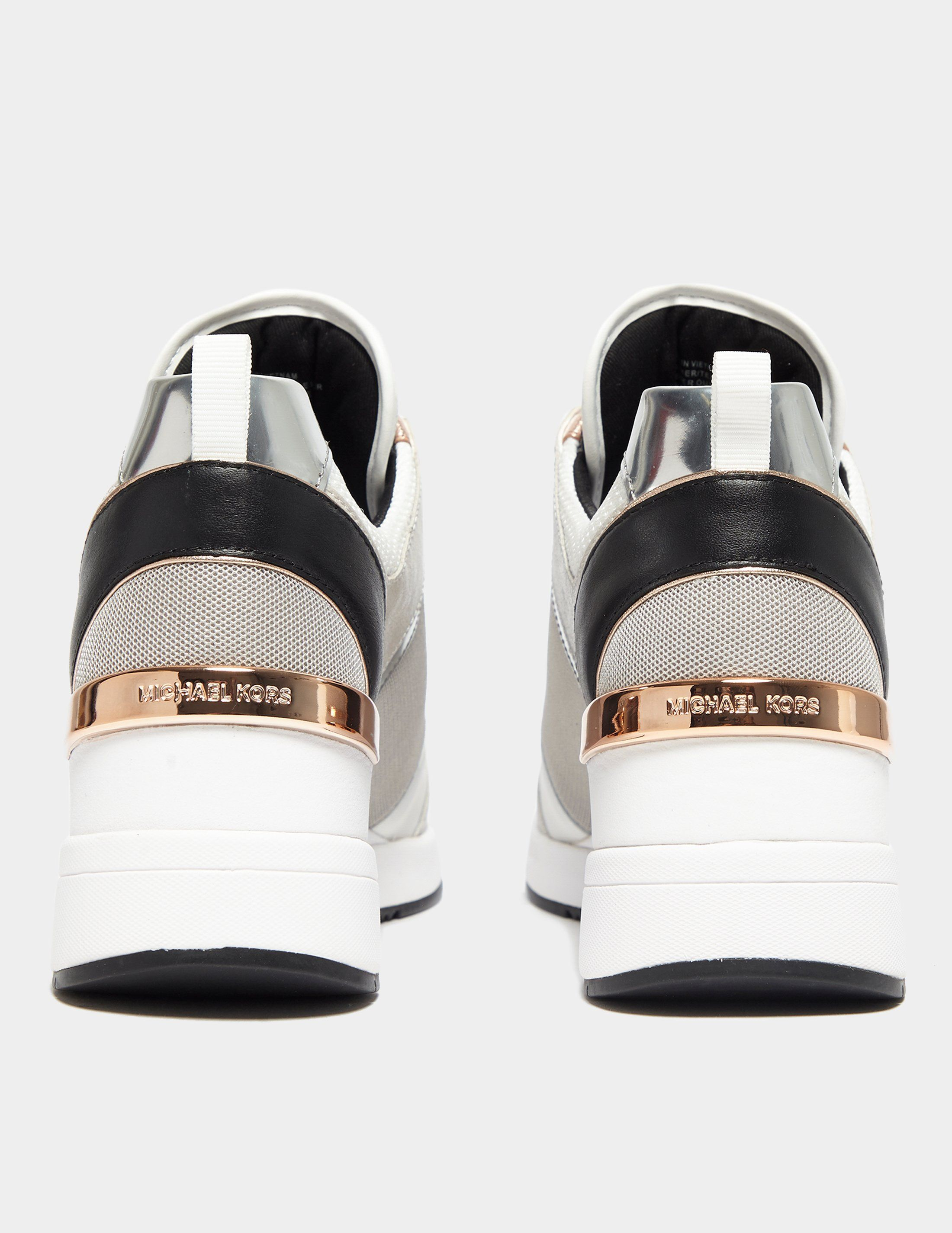 Michael Kors Georgie Mesh Trainers