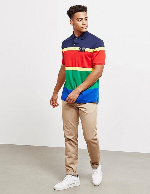 32be4c5adf6 Polo Ralph Lauren Hi Tech Short Sleeve Polo Shirt | Tessuti