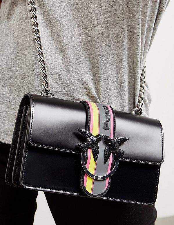 Pinko Love Sport Shoulder Bag