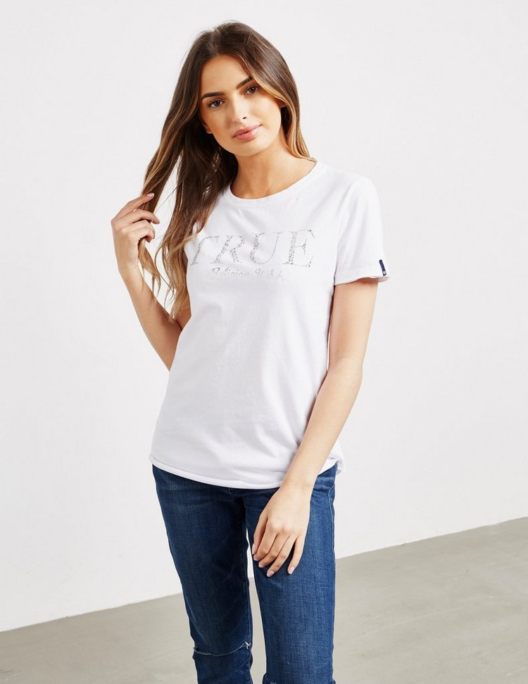 True Religion USA Short Sleeve T-Shirt