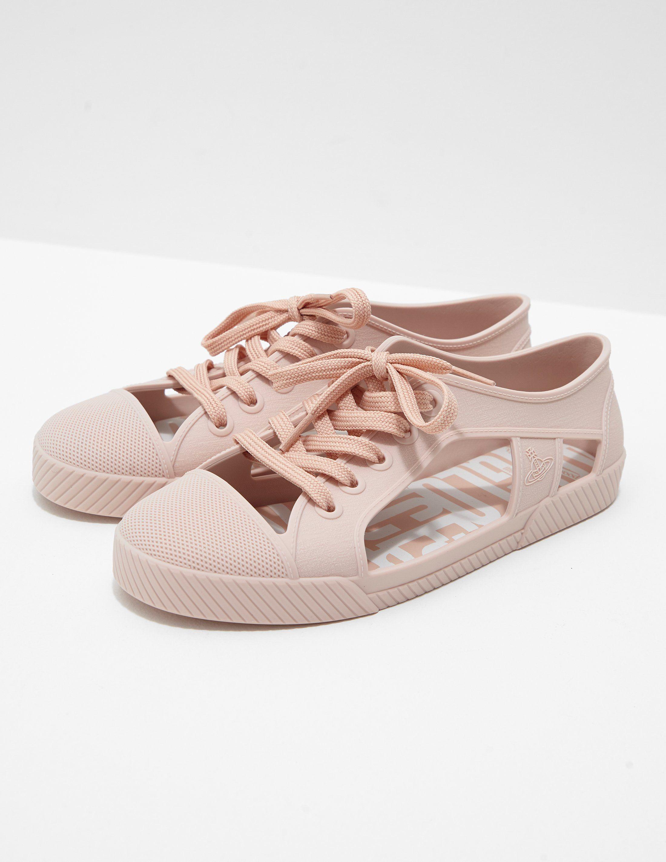 Melissa x Vivienne Westwood Brighton Sneaker