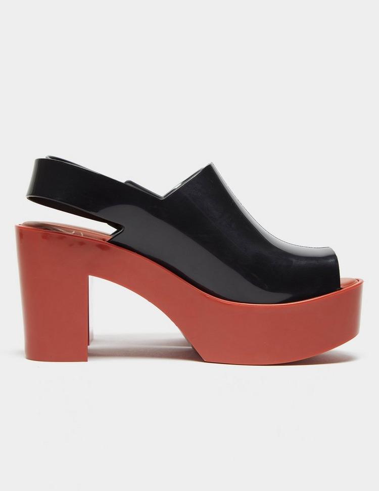 Melissa x Vivienne Westwood Mule Sling Back Heels