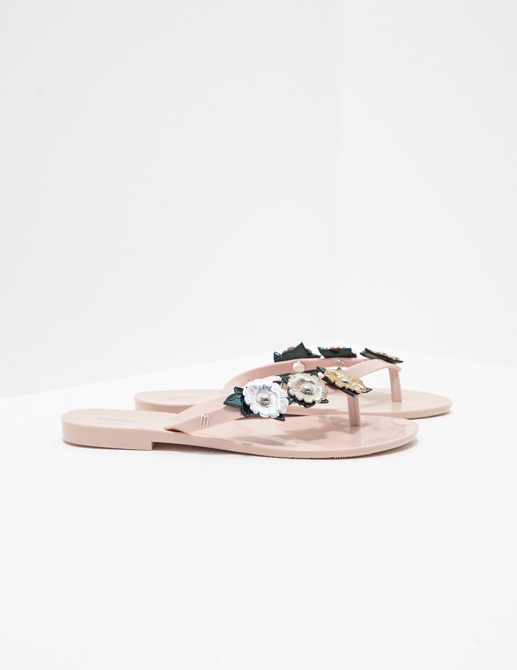 Melissa Harmonic Flip Flops