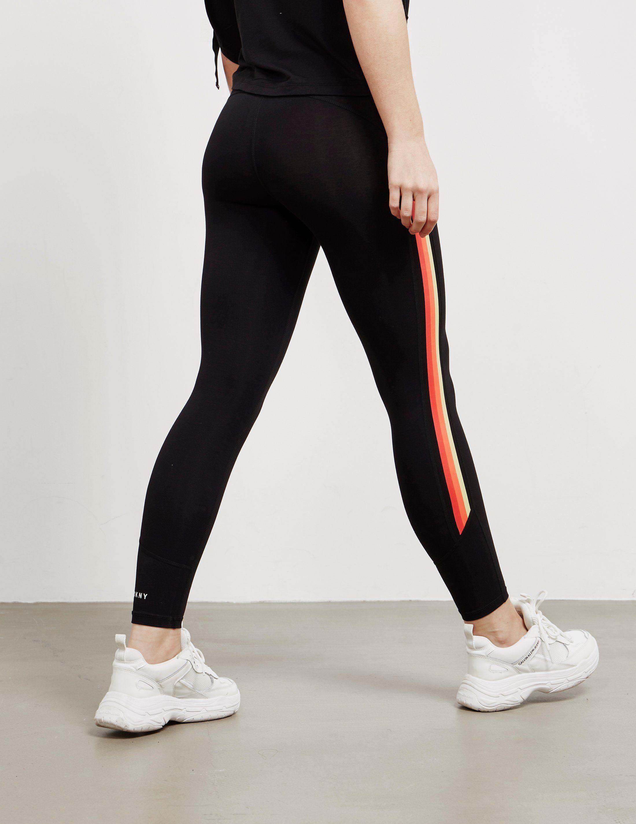 DKNY Colour Stripe Leggings