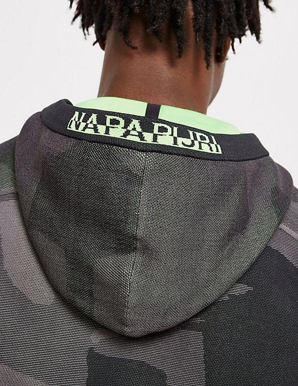 Napapijri Tech Smock Overhead Jacket