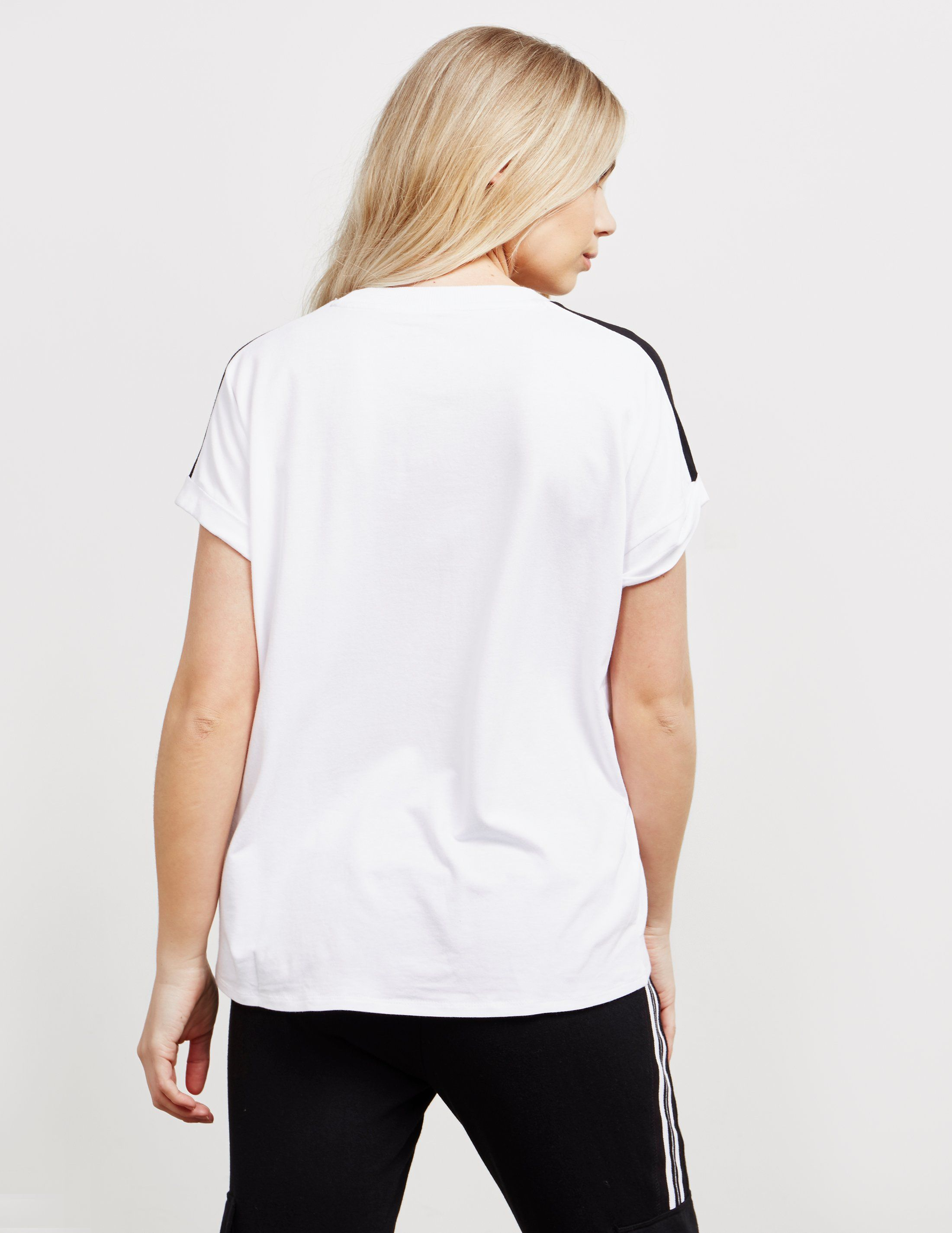 DKNY Shadow Logo Short Sleeve T-Shirt