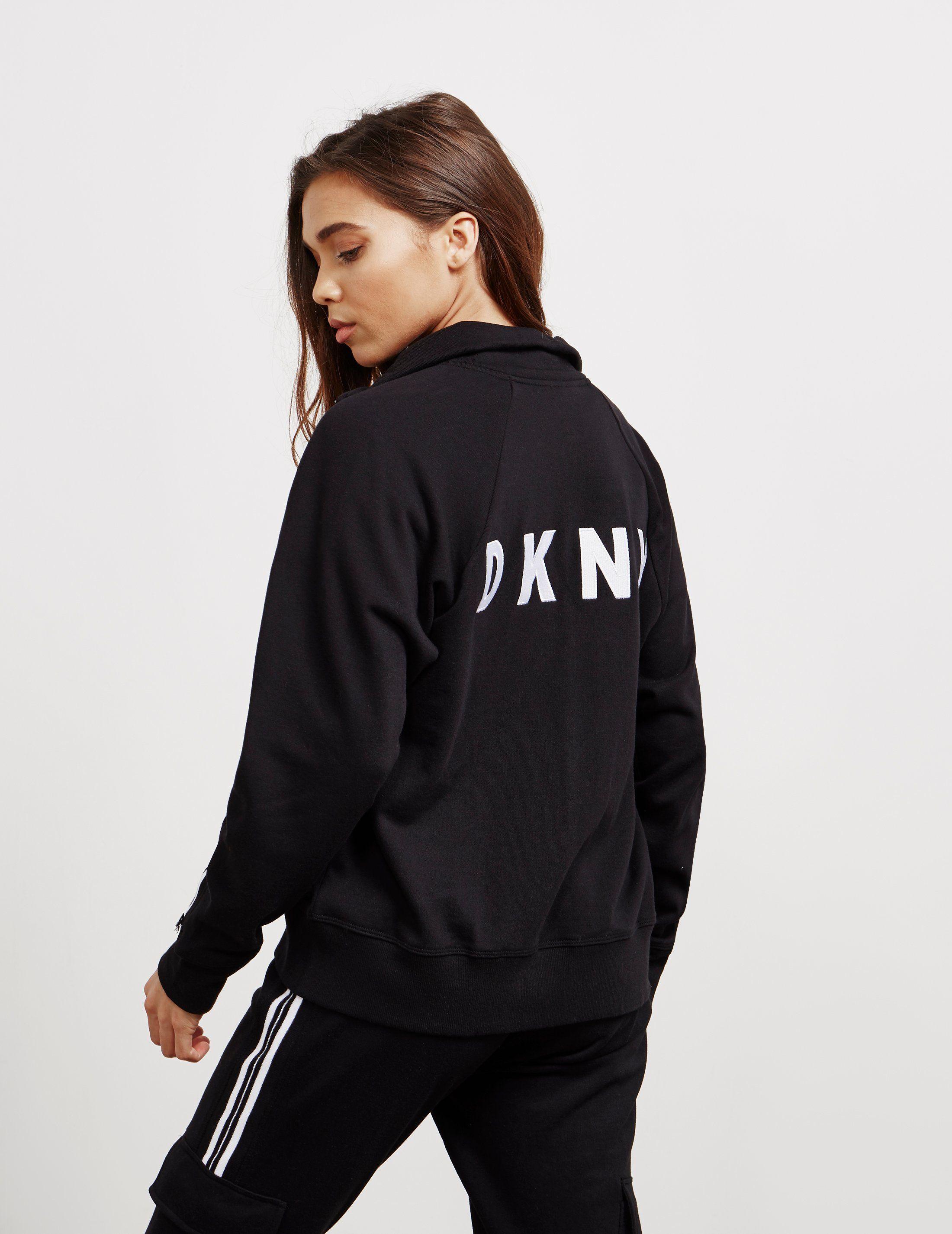 DKNY Full Zip Track Top