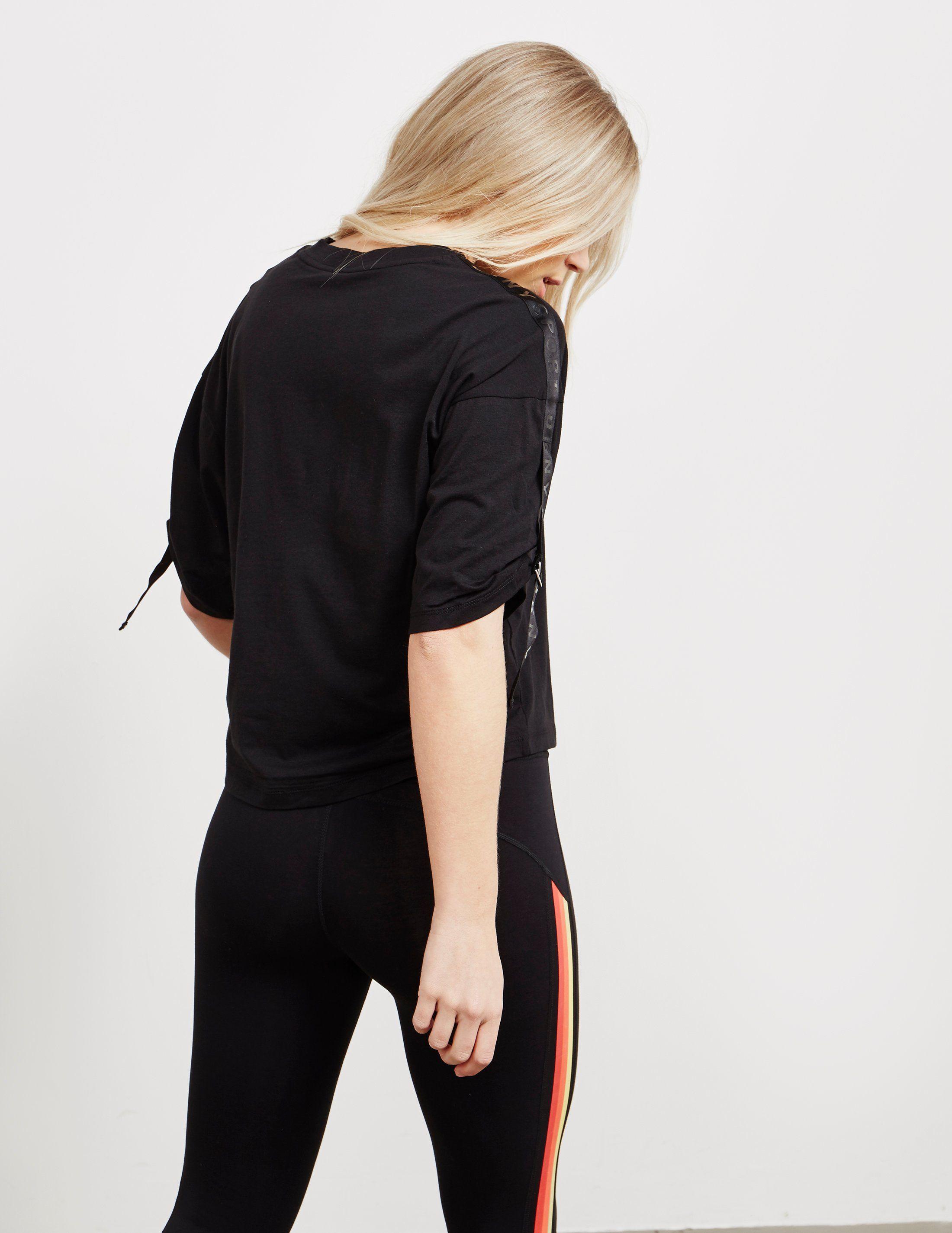 DKNY Logo Tape Short Sleeve T-Shirt
