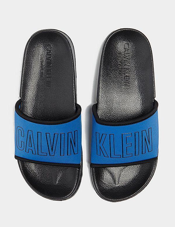 Calvin Klein Swim Neoprene Slides