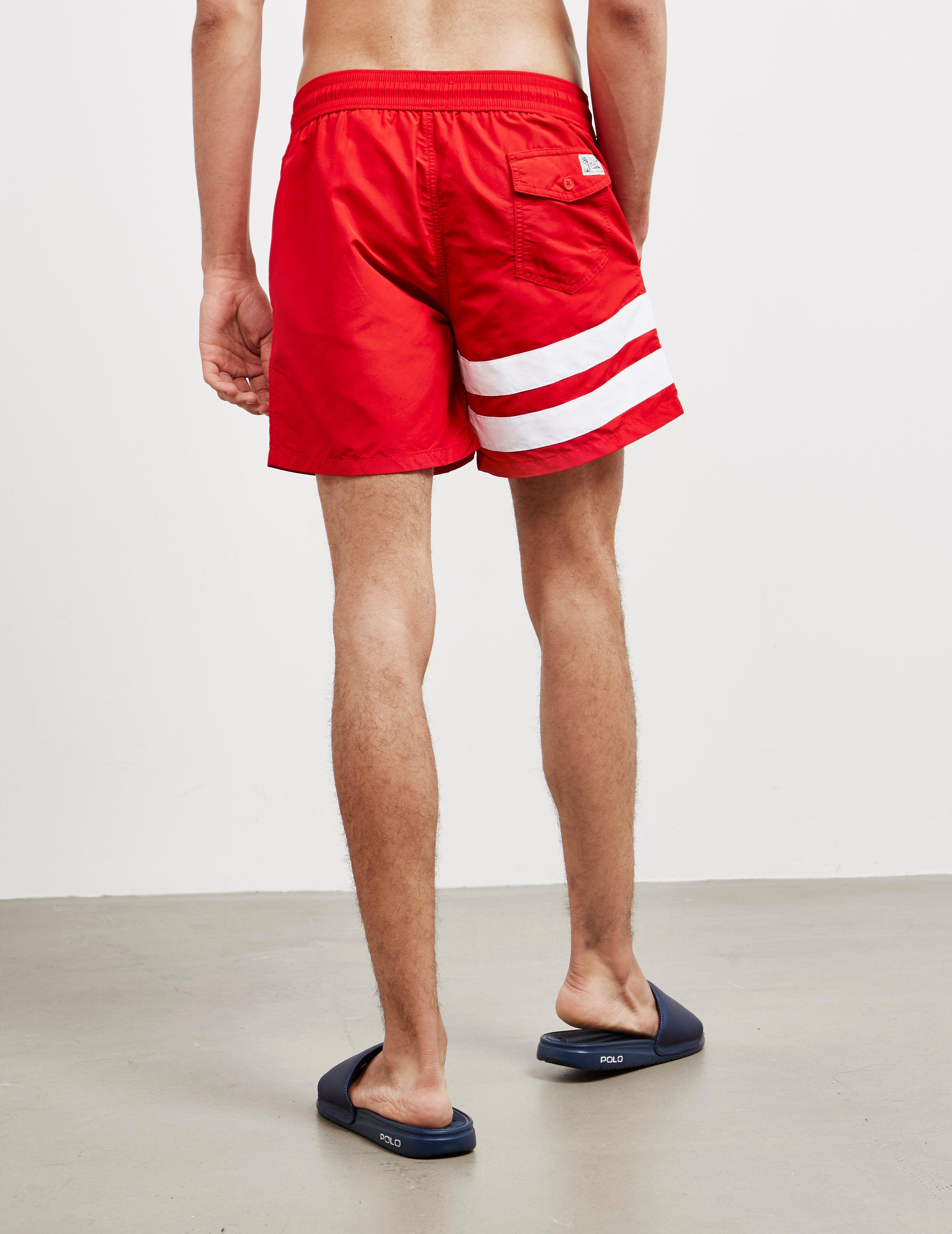 Polo Ralph Lauren Stripe Swim Shorts