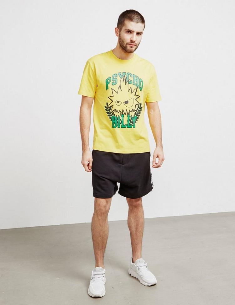 McQ Alexander McQueen Psychobill Short Sleeve T-Shirt