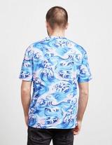 McQ Alexander McQueen Wave Short Sleeve T-Shirt