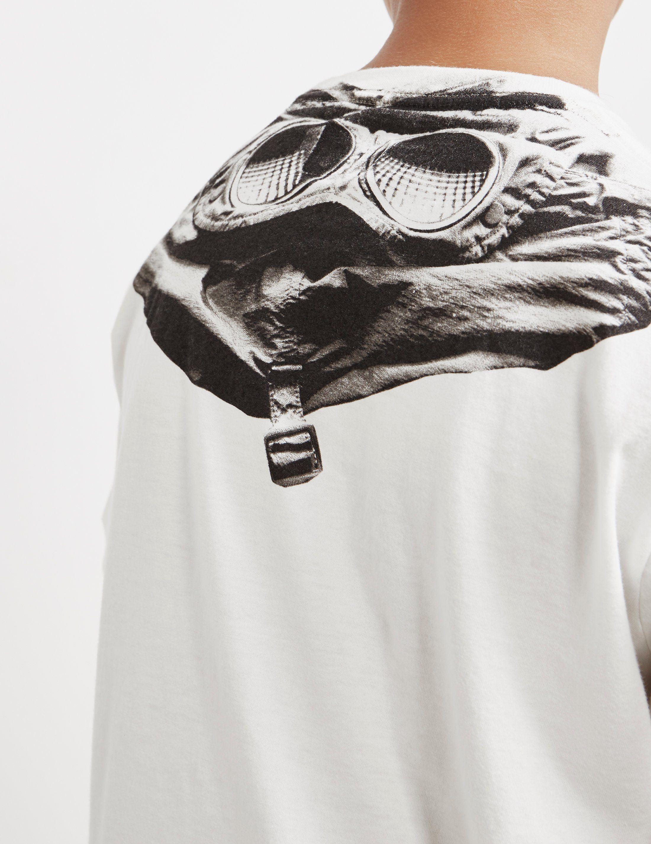 CP Company Goggle Back Short Sleeve T-Shirt