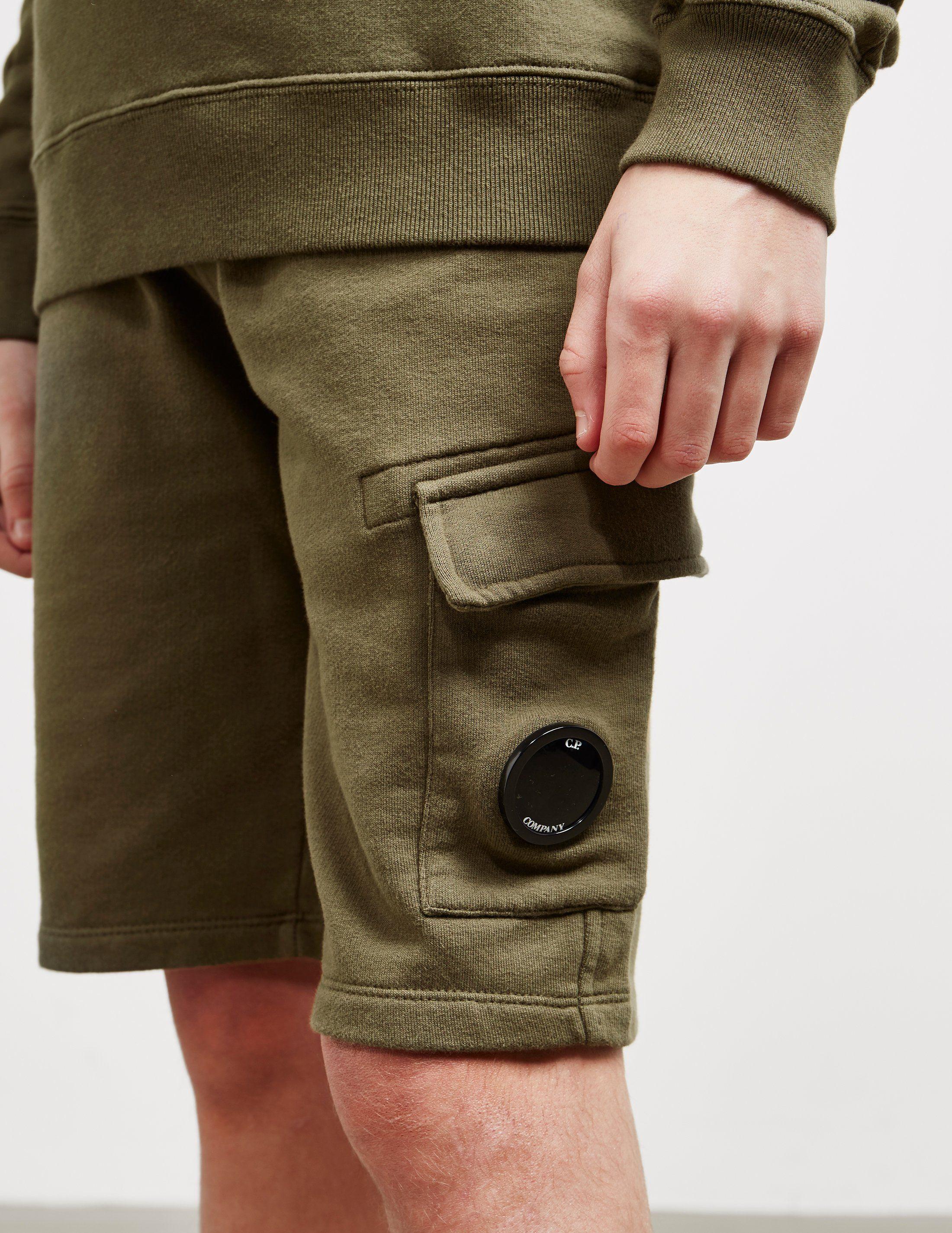 CP Company Lens Shorts