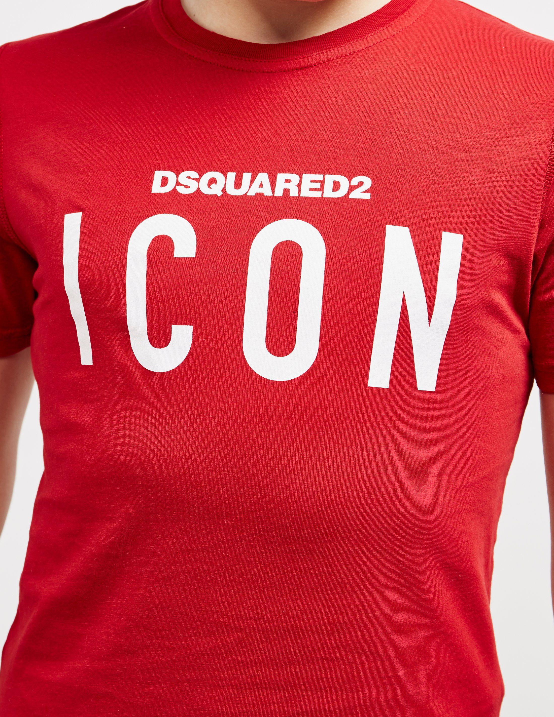 Dsquared2 Icon Short Sleeve T-Shirt