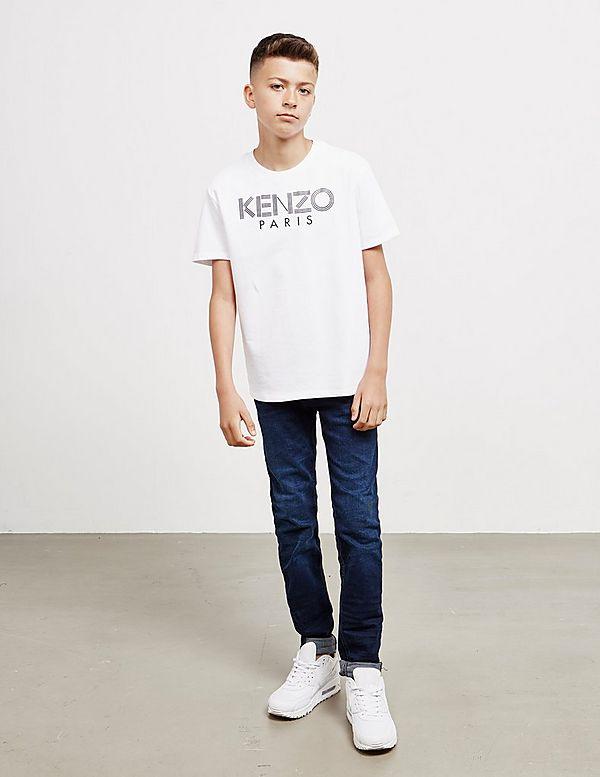 KENZO Large Logo Short Sleeve T-Shirt