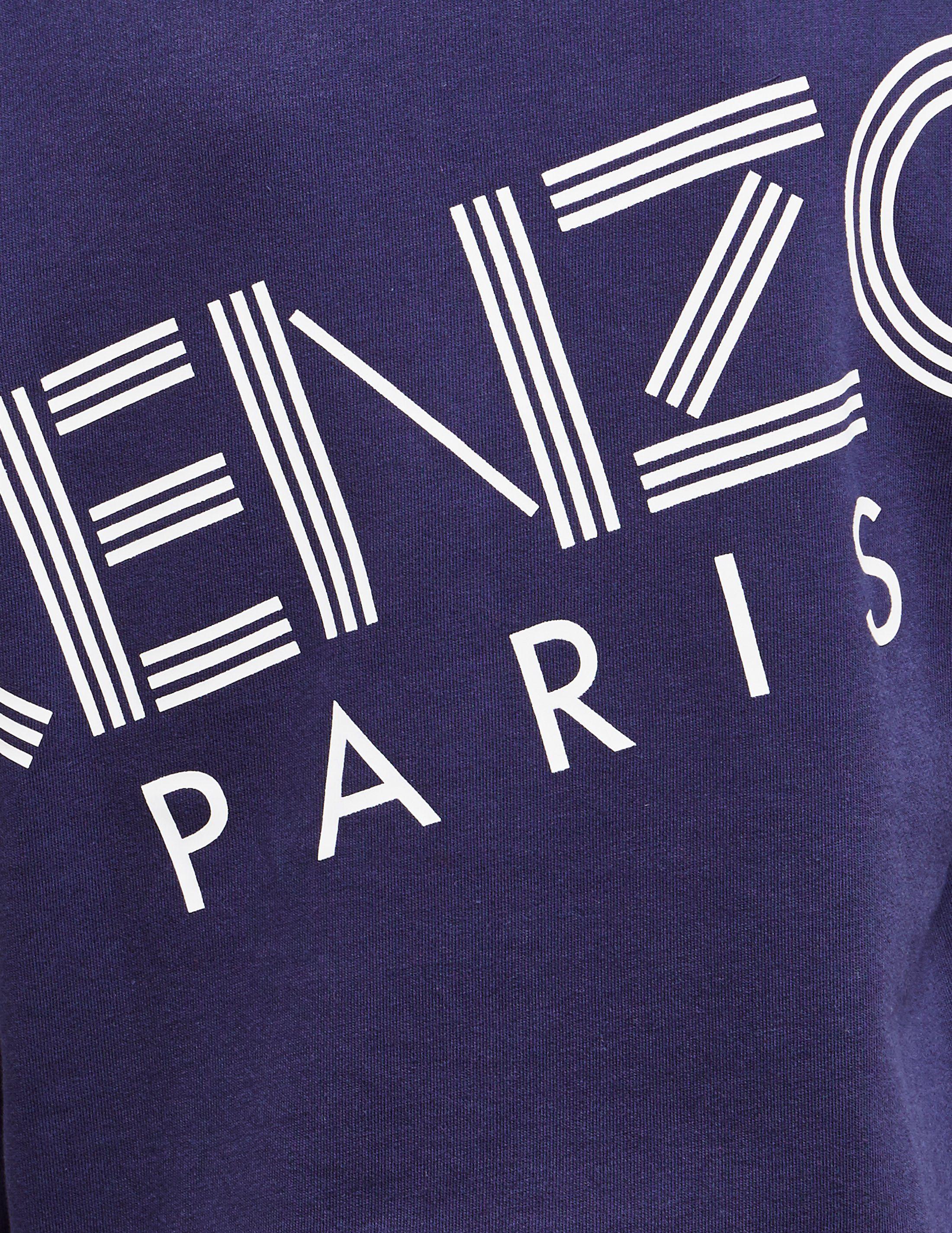 KENZO Back Logo Hoodie