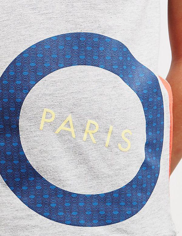KENZO Rainbow Logo Short Sleeve T-Shirt