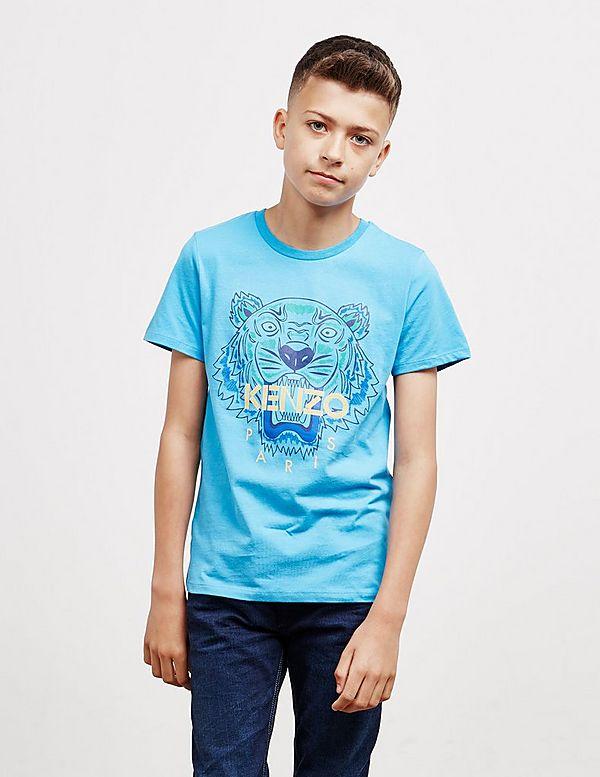 KENZO Bright Tiger Short Sleeve T-Shirt