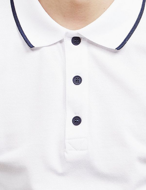 KENZO Small Logo Short Sleeve Polo Shirt