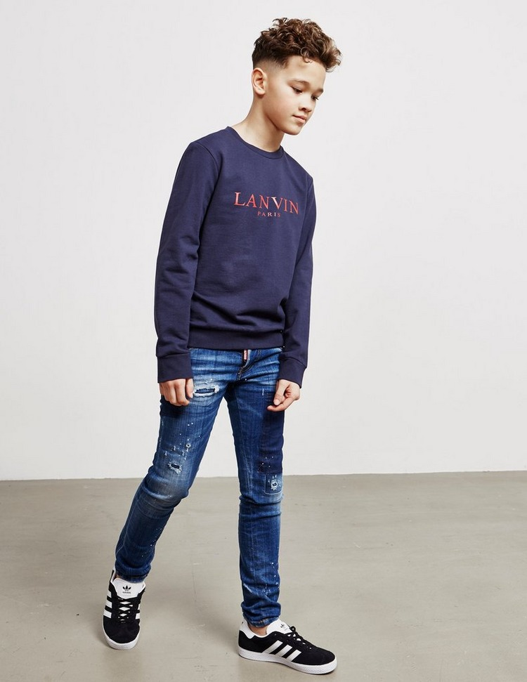 Lanvin Text Sweatshirt