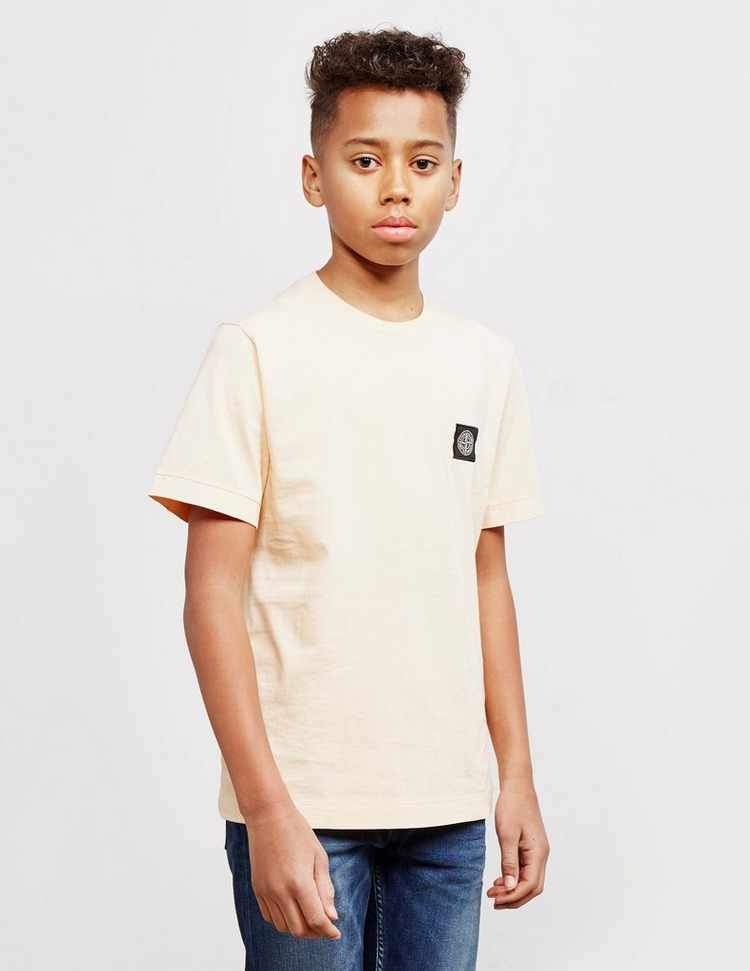 Stone Island Patch Short Sleeve T-Shirt