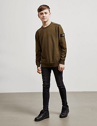 Stone Island Patch Sweatshirt