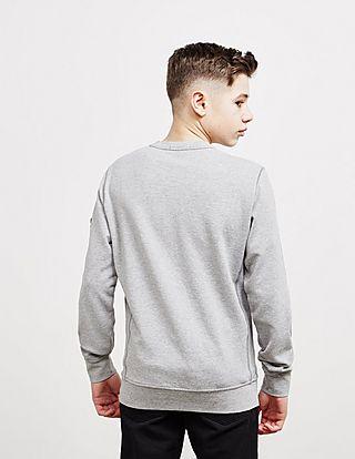 Stone Island Patch Sweatshirt