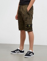 Stone Island Junior Kids Nylon Metal Shorts