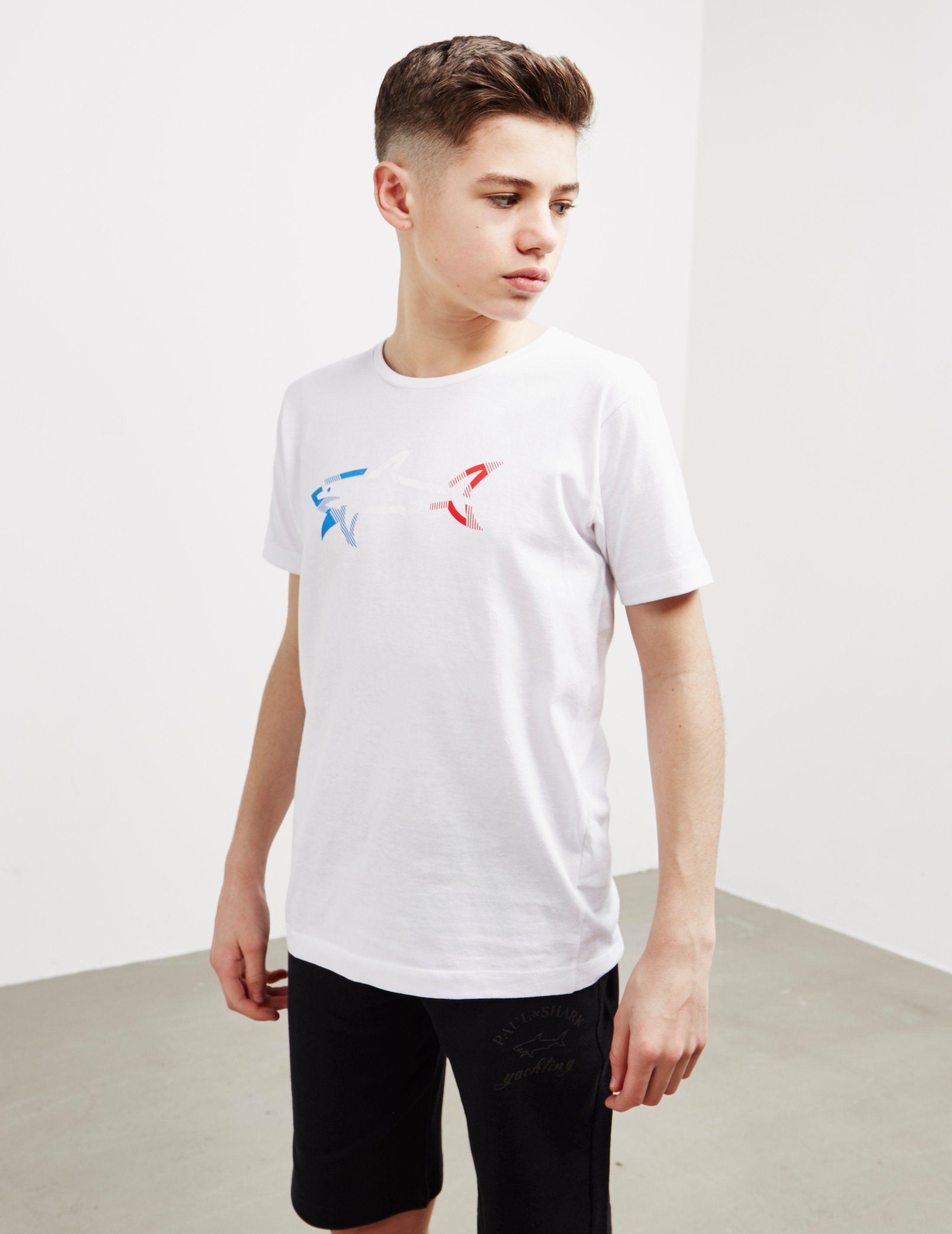 Paul and Shark Shark Short Sleeve T-Shirt