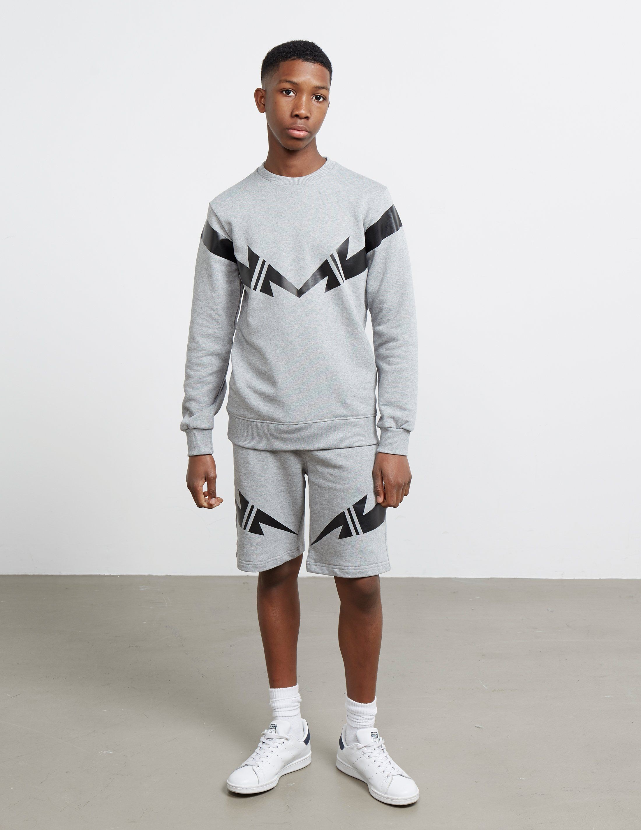 Neil Barrett Mirror Bolt Sweatshirt