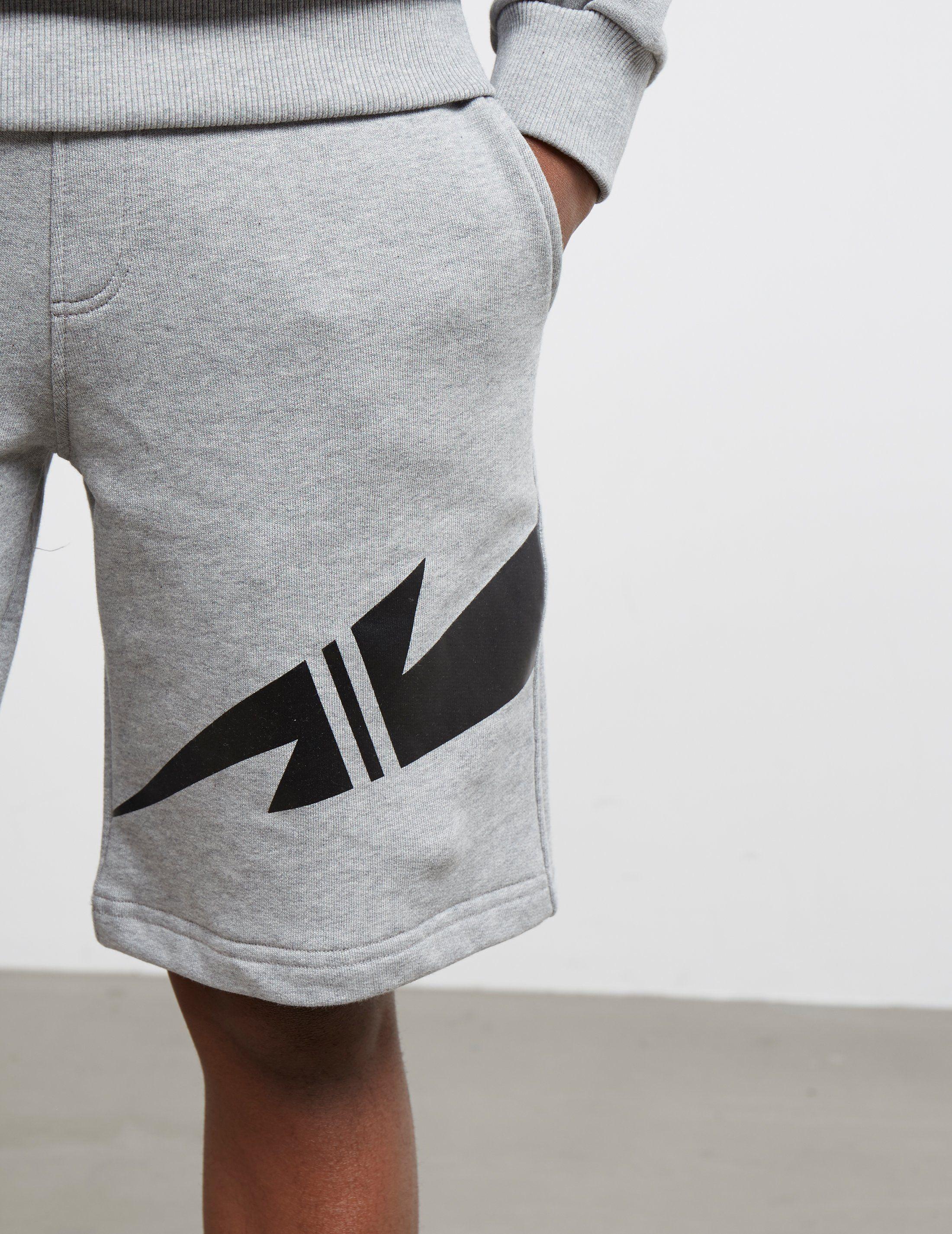 Neil Barrett Mirror Shorts