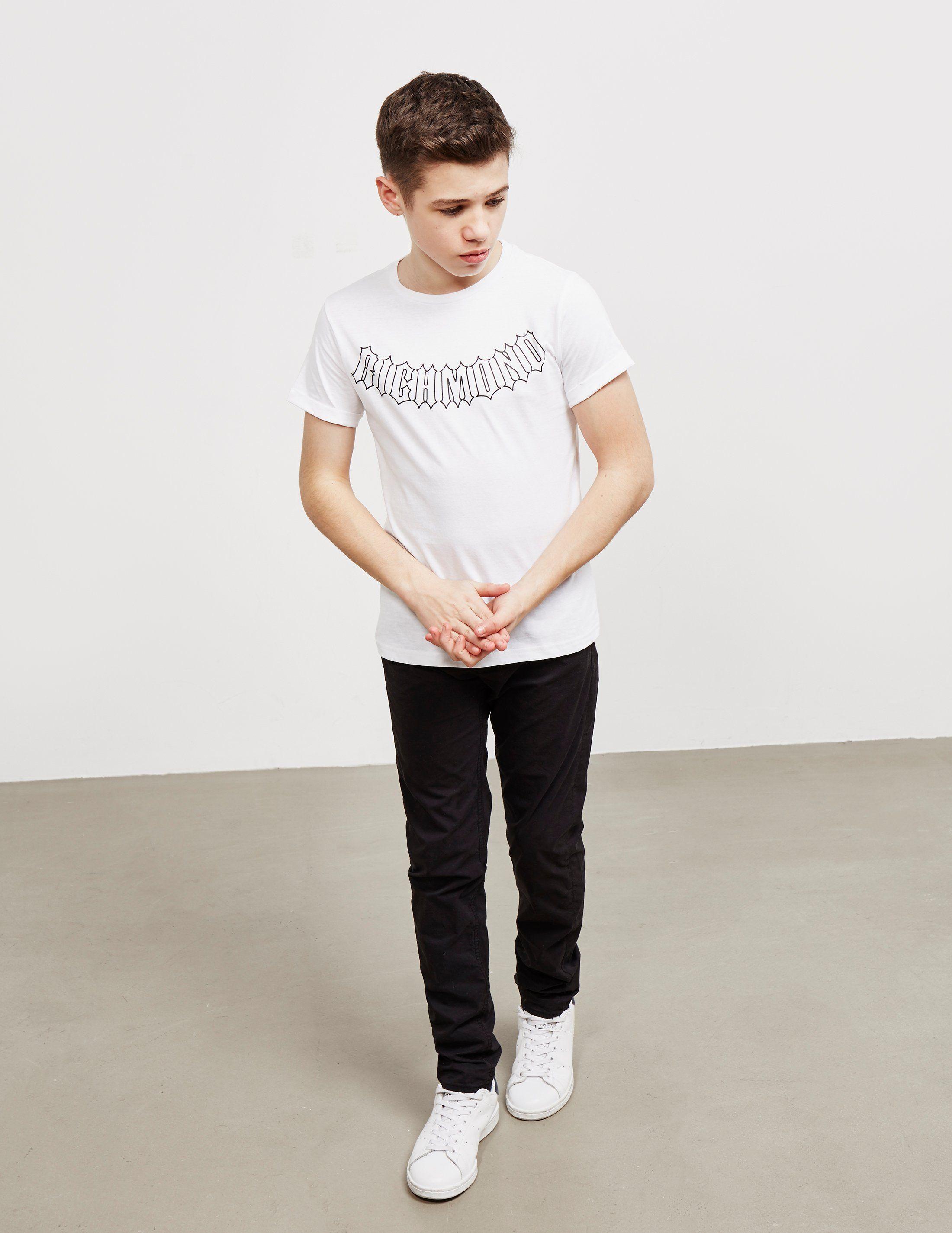 John Richmond Spike Short Sleeve T-Shirt