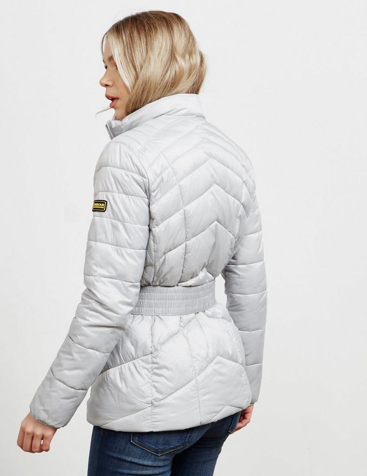 Barbour International Morzine Belted Jacket