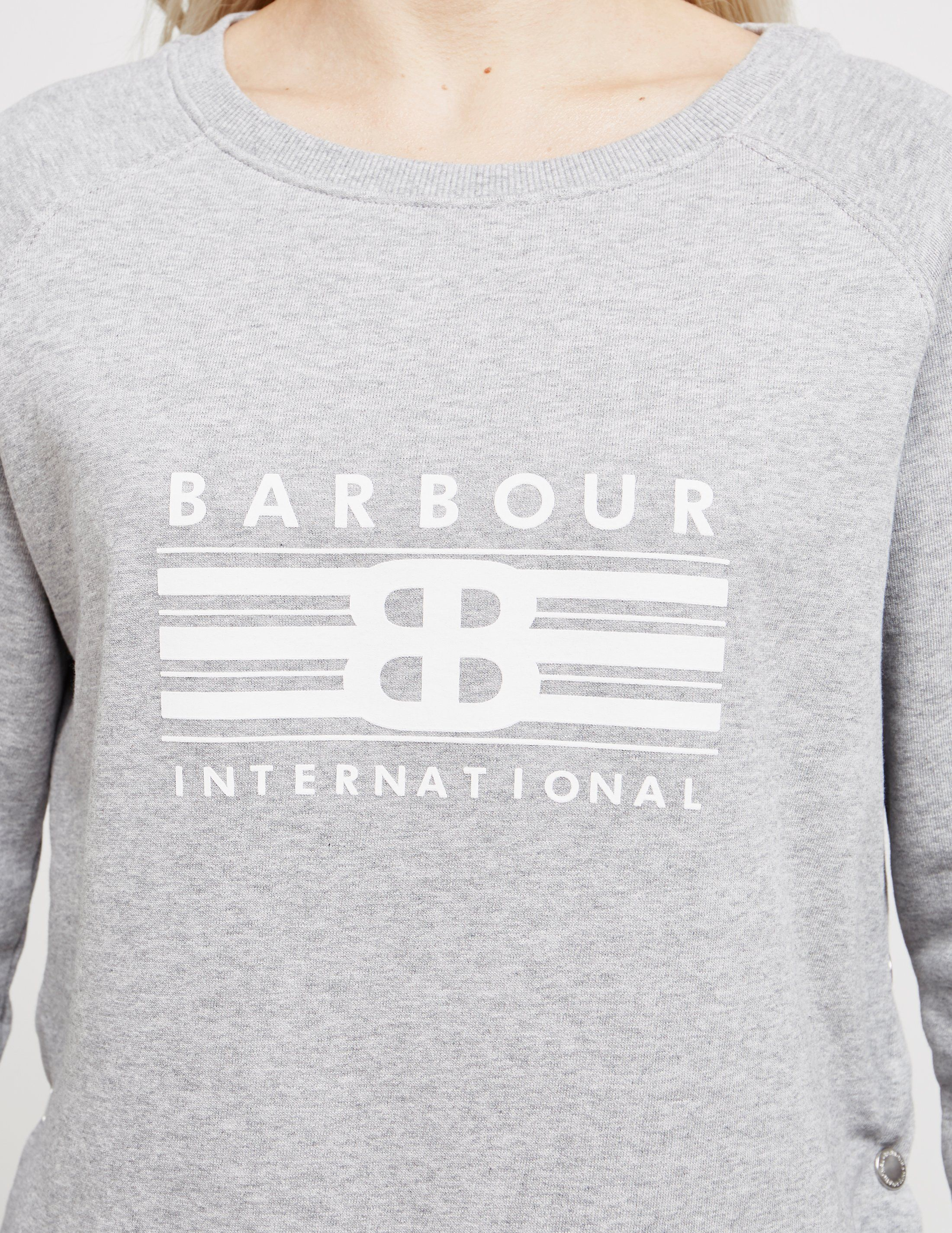Barbour International Cortina Sweatshirt