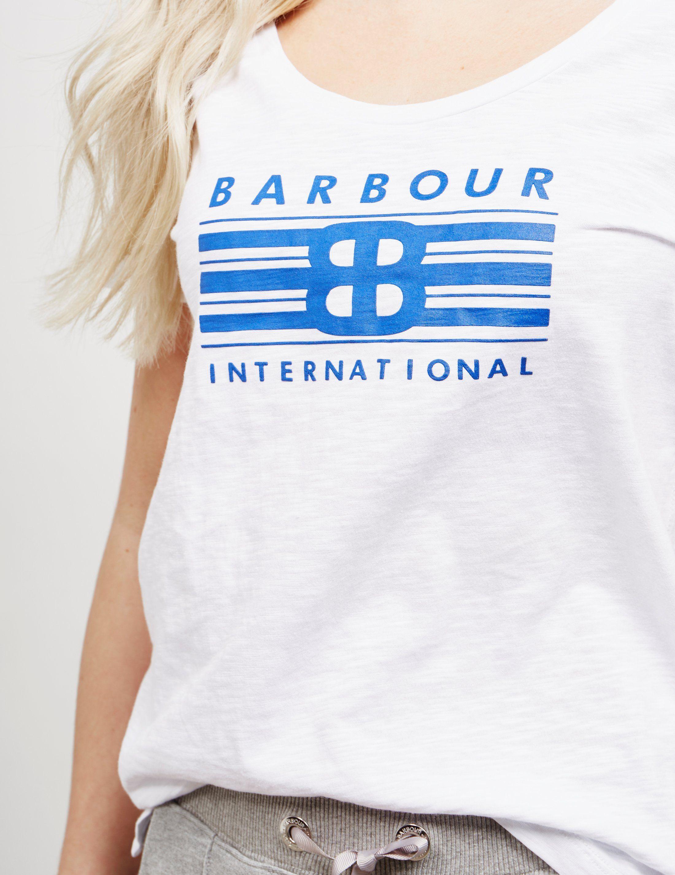 Barbour International Meribel Short Sleeve T-Shirt