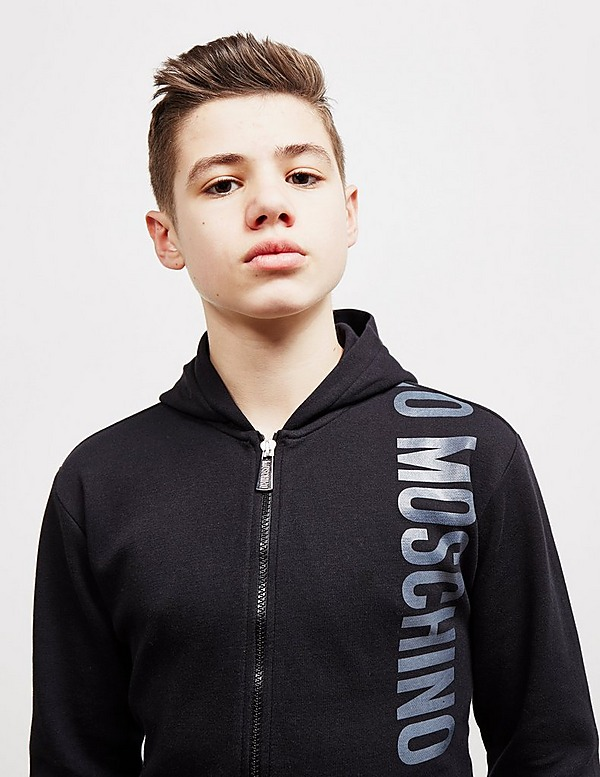 Moschino Vertical Logo Tracksuit