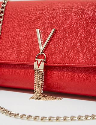 Valentino by Mario Valentino Long Divina Shoulder Bag
