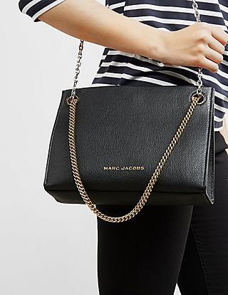 Marc Jacobs Double Chain Shoulder Bag
