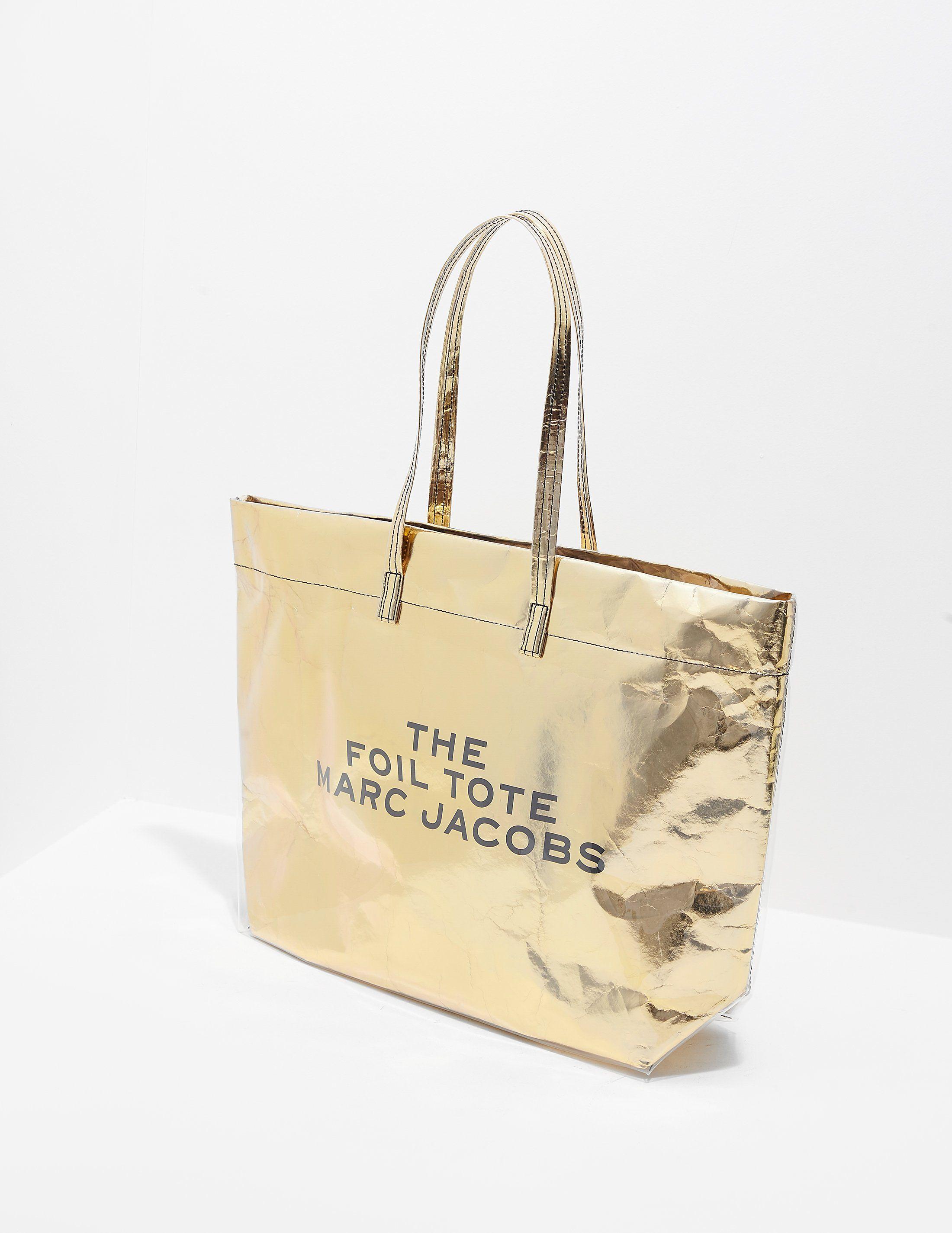 e8ce51eacad9 Marc Jacobs The Foil Tote Bag - Online Exclusive