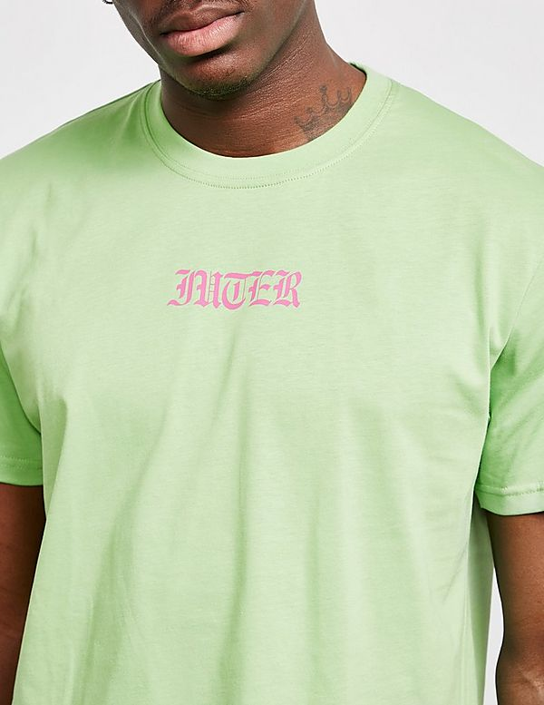 IUTER No One Logo Short Sleeve T-Shirt