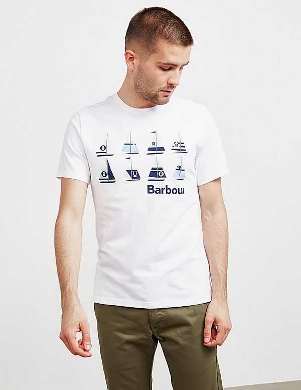 Barbour Sail Short Sleeve T-Shirt
