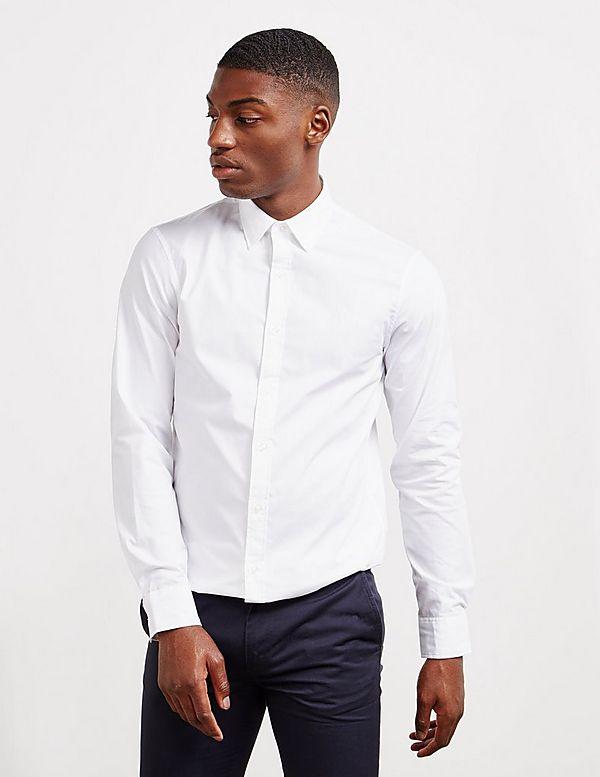 Michael Kors Stretch Long Sleeve Shirt