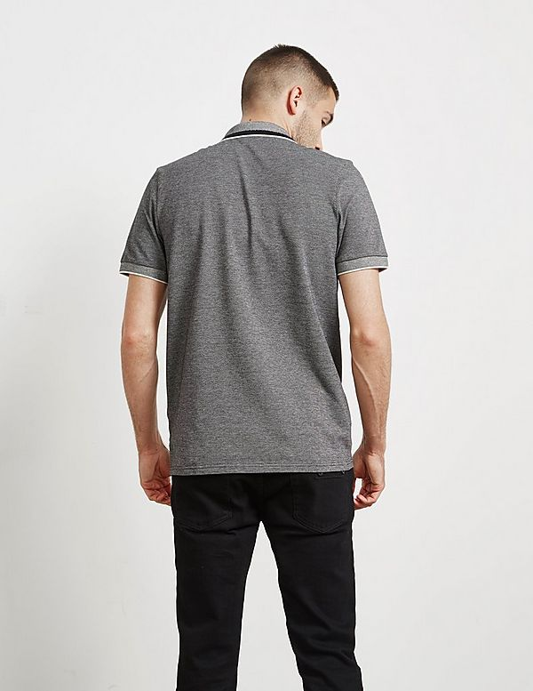 BOSS Prend Birdseye Short Sleeve Polo Shirt