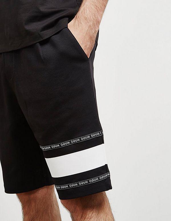 HUGO Dorts Fleece Shorts