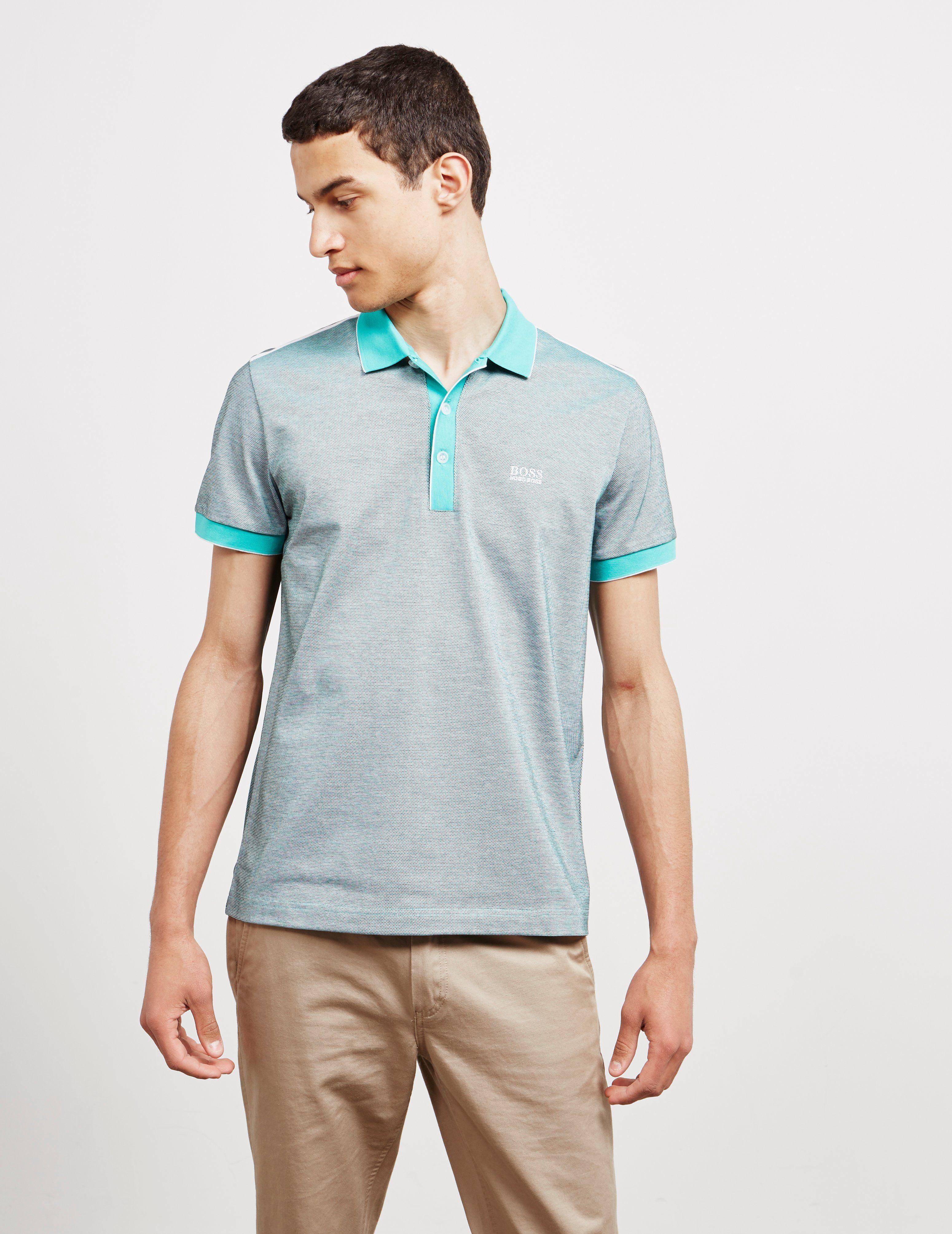 BOSS Paddy 2 Short Sleeve Polo Shirt