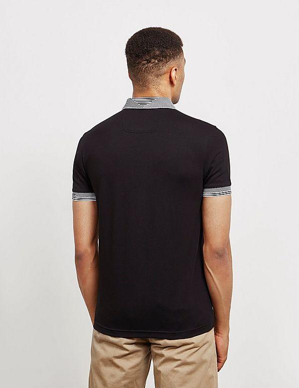 BOSS Paule Double Tip Short Sleeve Polo Shirt